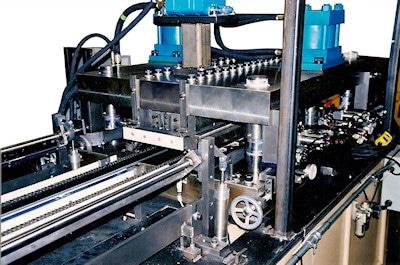 Electrical Enclosure Box Tangent Forming Press