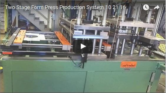 two-stage-form-press-system-youtube