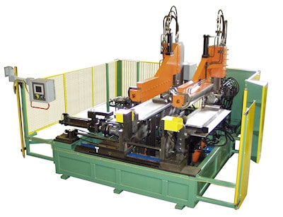Tangent Forming Machine